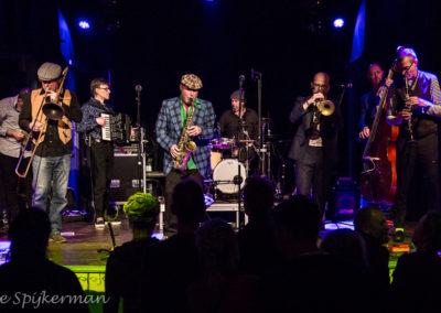 Amsterdam Klezmer Band 30november2018-1