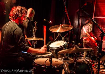 Rick de Leeuw en Band-12