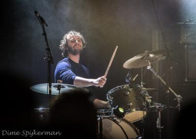 Rick de Leeuw en Band-9